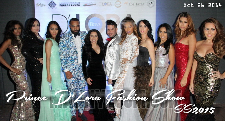 Prince DLora SS15 Fashion Show 545Tagg